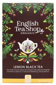 Herbata reklamowa z logo - Lemon Black Tea